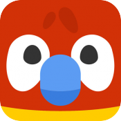 Animal Chibi Face Stickers App Icon