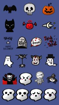 Boo Halloween Stickers Screenshots