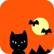 Boo Halloween Stickers App Icon