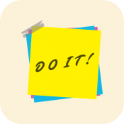 Sticky Notes Stickers App Icon